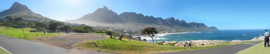 Kapstadt - Camps Bay